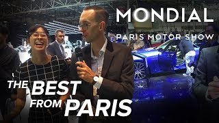 Download The Best Cars from the 2018 Paris Motor Show Video