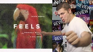 Download ″FEELS″ CALVIN HARRIS FEAT. PHARRELL WILLIAMS, KATY PERRY & BIG SEAN - Reaction/Review Video