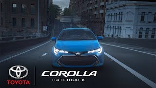 Download TOYOTA Corolla Hatchback | Dive into the ZONE Video