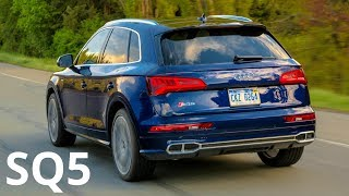 Download 2018 Audi SQ5 - Perfect Fast SUV 354 hp Video