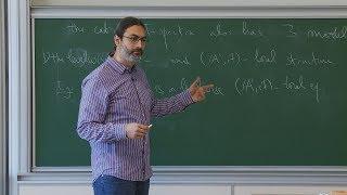 Download Joseph Ayoub - 1/5 Sur la conjecture de conservativité Video