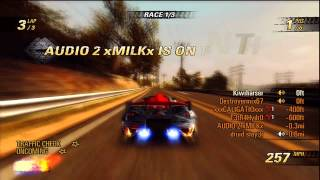 Burnout Revenge - Revenge Racer (Road Rage) Free Download Video MP4