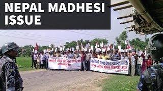 Download The Madhesi Issue - Nepal, India-Nepal Relations - UPSC/IAS/PCS Video