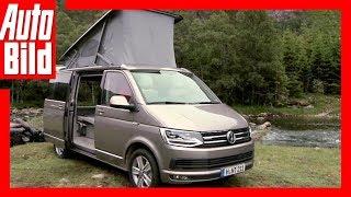 Download VW Bus T6 California - Neuauflage der Legende Video