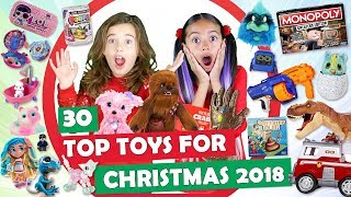 Download Top Toys for Christmas 2018 Video