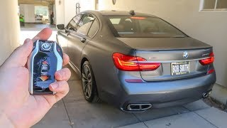 Download 5 INSANE Features Of The 2018 BMW M760i! Video