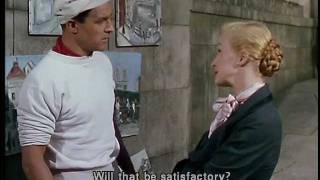 Download An American in Paris — Jerry Mulligan (Gene Kelly) wants to sell some paintings Video