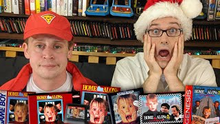 Download Home Alone Games with Macaulay Culkin - Angry Video Game Nerd (Episode 164) Video
