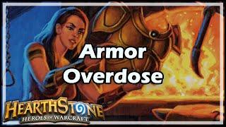 Download [Hearthstone] Armor Overdose Video