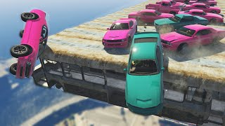 Download MUSCLE DERBY (GTA 5 Funny Moments) Video
