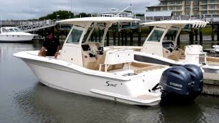 Download Scout Boats 255 LXF In-Depth Tour Video