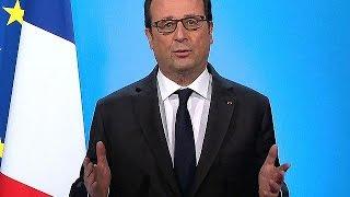 Download Франсуа Олланд не будет бороться за пост президента Франции на выборах в 2017 Video