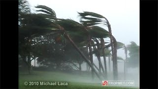 Download Hurricane WILMA (High Quality) - Belle Meade, Florida - October 24, 2005 Video