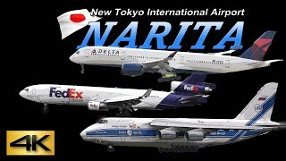 Download 【4K】Special !! Ultra-HD 3Hour!! in Narita Airport 2018 the Amazing Airport Spotting Video