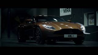 Download Uncovering the aerodynamic secrets of the new DB11 | Aston Martin Video