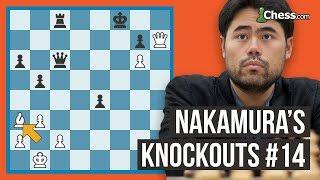 Download Nakamura's Knockouts: Hikaru Versus the Chess Prodigies Video
