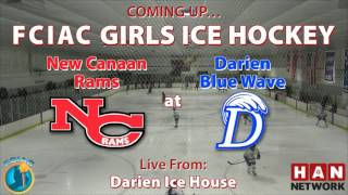 Download HAN Sports: New Canaan at Darien Girls Ice Hockey 1.16.17 Video