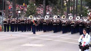 Download USMC West Coast Composite Band - 2013 Pasadena Rose Parade Video