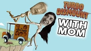 Download Lets Play TURBO DISMOUNT! Mom & Dad go Ha Ha Ha (Part 2 FGTEEV Gameplay) Video
