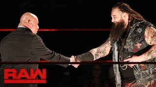Download Bray Wyatt introduces himself to Kurt Angle: Raw, May 1, 2017 Video
