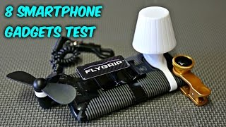 Download 8 Smartphone Gadgets put to the Test Video