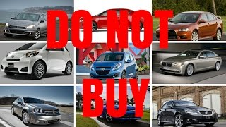 Download 23 Cars YOU Should Never Buy Video