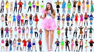 Download 100 Last-Minute DIY Halloween Costume Ideas Video