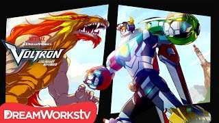 Download [MOTION COMIC] The Tale of Lance and the Dragon - Part 2 | DREAMWORKS VOLTRON LEGENDARY DEFENDER Video