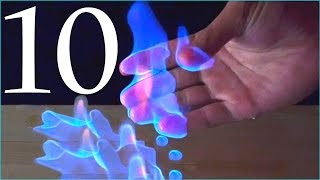 Download 10 Amazing Science Experiments! Compilation Video