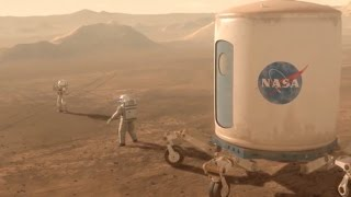 Download Human Exploration of Mars Video