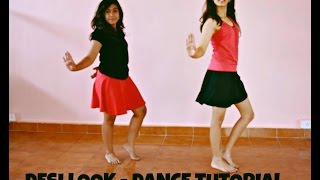 Download Desi Look- Sunny Leone: Bollywood Dance Tutorial | Dynamic Dance Duo Video