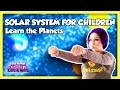 Download Solar System for Children, Learn Planets on Tea Time with Tayla Video
