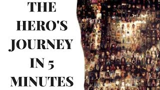 Download The Hero's Journey in 5 Minutes Video