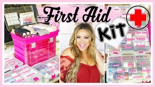 Download FIRST AID KIT | SYSTEMS AND ORGANIZATION FOR FAMILY OF 6 Video