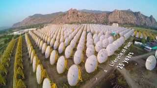 Download India One Solar Thermal Power Project - Glimpses - Brahma Kumaris Video