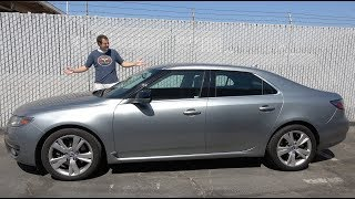 Download The 2011 Saab 9-5 Was the End of Saab Video