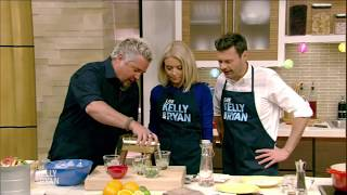Download Guy Fieri Makes Trash Can Nachos and Caliente Margaritas Video