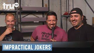 Download Impractical Jokers - Joe's Crack Comes Out | truTV Video