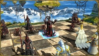 Download Battle vs Chess Floating Island - Gameplay Video