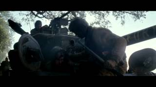 Download Fury - ambush - burning soldier scene/ مترجم Video