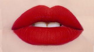 Download How to make ANY lipstick MATTE | AlexandrasGirlyTalk Video