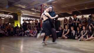 Download Tango Element presents Chicho Frumboli & Juana Sepulveda Performing in NYC (Dance Manhattan) Video