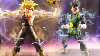 Download THE SHFX : Custom Trunks & Great Sayaman SH Figuarts Video