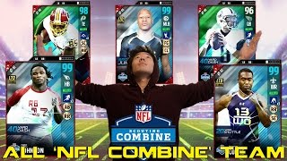 Download ALL ″NFL COMBINE STARS″ LINEUP! MADDEN 17 ULTIMATE TEAM Video
