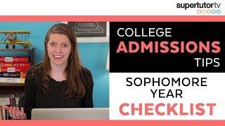 Download Sophomore Year College Readiness Checklist: It's never too early to prepare for college! Video