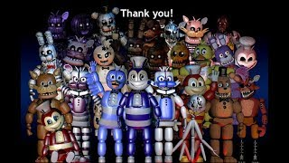 Download JOLLY 1, 2, 3 EXTRAS (ALL ANIMATRONICS) Video
