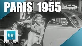 Download Stationner à Paris en 1955 | Archive INA Video
