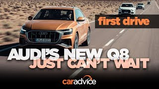 Download 2018 Audi Q8 review: The big Q7 gets a sporty new partner Video