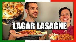 Download Så gör du en REJÄL Lasagne Video