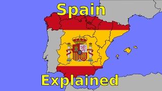 Download Spain Is Not A Federation: Autonomous Communities of Spain Explained Video